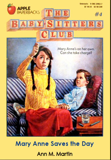 The Baby Sitter S Club Be Quiet Mommy S Reading